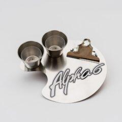 ALPHA 6 RIGHT HANDED MINI PALLET