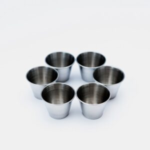 ALPHA 6 PAINT & SOLVENT CUPS