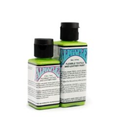 AlphaFlex – SLIME GREEN - Flexible textile and leather paint