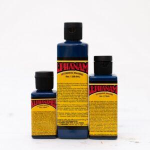 Alphanamel MEYER'S DARK BLUE - signwriting and pinstriping enamel