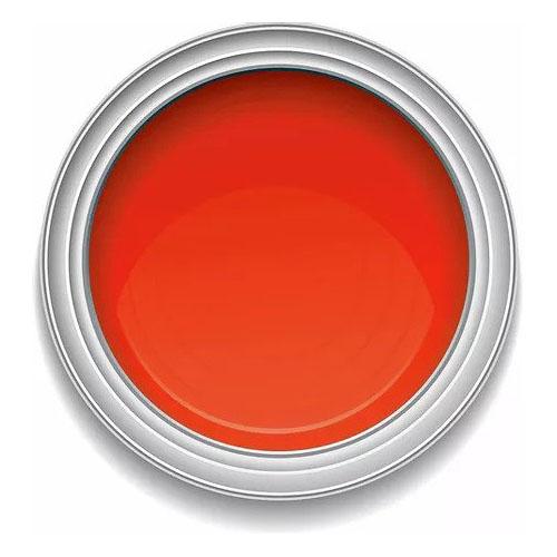 Ronan One-Stroke L1100 Red Orange