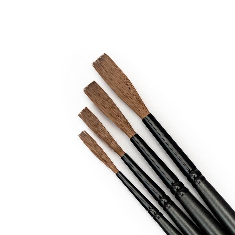 Alpha 6 Signwriting and Pinstriping Brushes