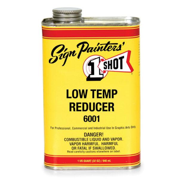 1 Shot ZZ6001 Low Temp Reducer