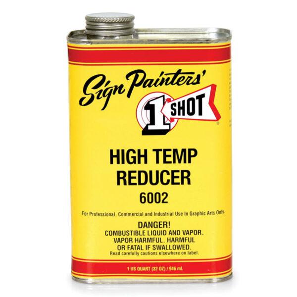 1 Shot ZZ6002 High Temp Reducer